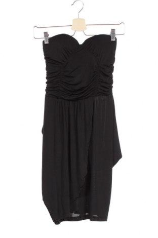Рокля Bardot, Размер XS, Цвят Черен, 94% полиестер, 6% еластан, Цена 12,40лв.