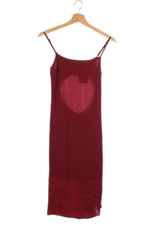 Φόρεμα Bershka, Μέγεθος XS, Χρώμα Κόκκινο, Πολυεστέρας, Τιμή 22,81€