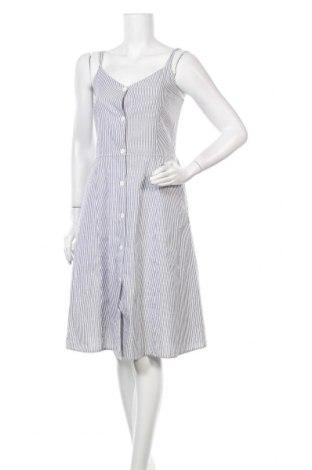 Рокля Calvin Klein Jeans, Размер S, Цвят Бял, Памук, Цена 51,00лв.