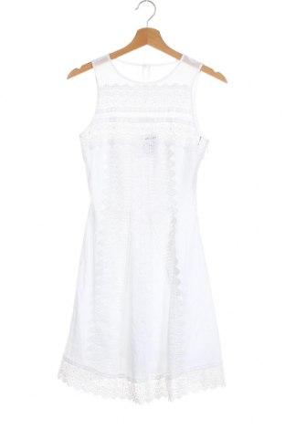 Φόρεμα Charo Ruiz Ibiza, Μέγεθος XS, Χρώμα Λευκό, 90% βαμβάκι, 10% πολυεστέρας, Τιμή 219,98€
