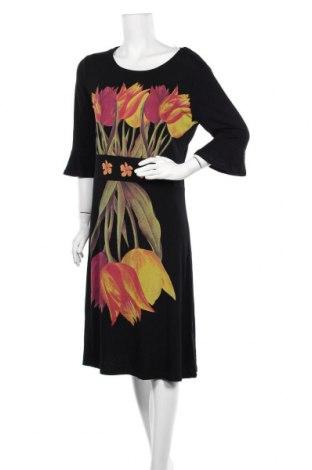 Φόρεμα Desigual, Μέγεθος XXL, Χρώμα Μαύρο, 95% βισκόζη, 5% ελαστάνη, Τιμή 62,63€