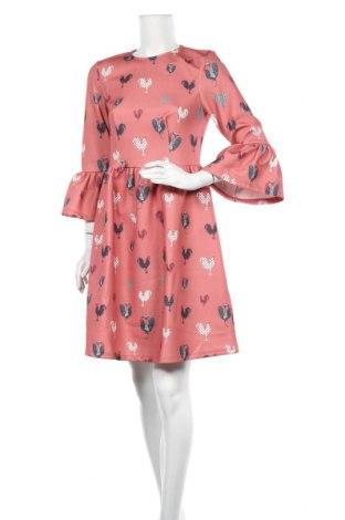 Φόρεμα Dolores Promesas, Μέγεθος M, Χρώμα Ρόζ , Πολυεστέρας, Τιμή 61,47€