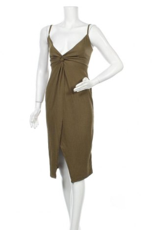 Šaty  Even&Odd, Velikost S, Barva Zelená, 95% polyester, 5% elastan, Cena  202,00Kč