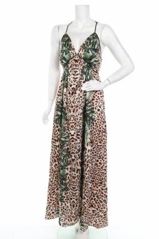 Φόρεμα Guess, Μέγεθος M, Χρώμα Πολύχρωμο, Πολυεστέρας, Τιμή 92,40€