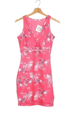 Φόρεμα Guess, Μέγεθος XS, Χρώμα Πολύχρωμο, 95% πολυεστέρας, 5% ελαστάνη, Τιμή 61,47€