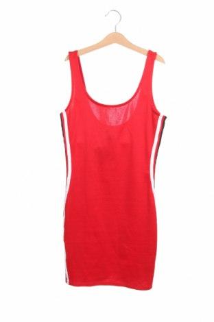 Φόρεμα H&M Divided, Μέγεθος XS, Χρώμα Κόκκινο, 95% πολυεστέρας, 5% ελαστάνη, Τιμή 14,94€