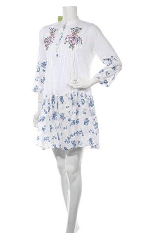 Φόρεμα HHG, Μέγεθος S, Χρώμα Λευκό, Βαμβάκι, Τιμή 22,81€