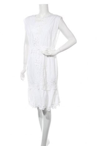 Φόρεμα Intropia, Μέγεθος S, Χρώμα Λευκό, Βαμβάκι, Τιμή 68,81€