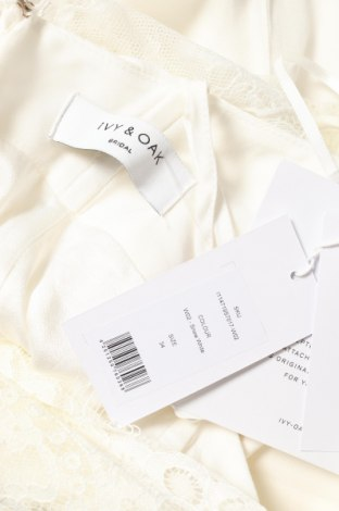 Рокля Ivy & Oak, Размер XS, Цвят Бял, Полиамид, Цена 57,40лв.