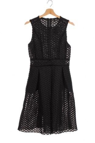Φόρεμα Maje, Μέγεθος XS, Χρώμα Μαύρο, Πολυεστέρας, Τιμή 131,06€