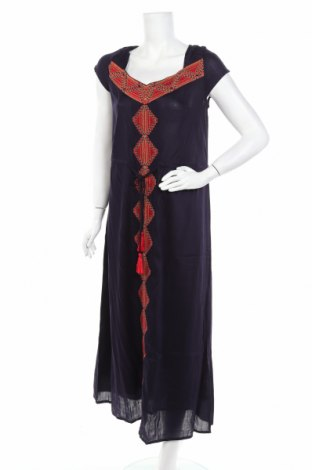 Φόρεμα October, Μέγεθος M, Χρώμα Μπλέ, Βισκόζη, Τιμή 34,41€