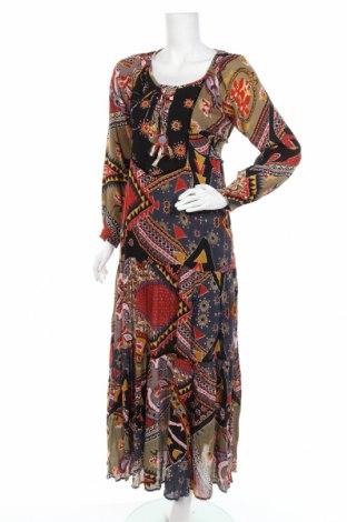 Φόρεμα Peace + Love, Μέγεθος M, Χρώμα Πολύχρωμο, Βισκόζη, Τιμή 26,68€