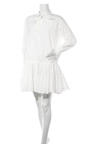 Φόρεμα See By Chloe, Μέγεθος S, Χρώμα Λευκό, Βαμβάκι, Τιμή 251,74€