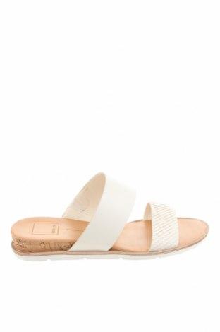 Pantofle Dolce Vita, Velikost 37, Barva Bílá, Pravá kůže, Cena  742,00Kč