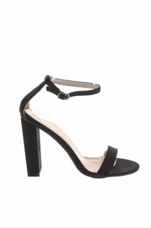 Sandály Glamorous, Velikost 41, Barva Černá, Textile , Cena  581,00Kč