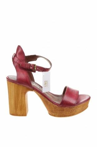 Σανδάλια MJUS, Μέγεθος 38, Χρώμα Ρόζ , Γνήσιο δέρμα, Τιμή 28,29€