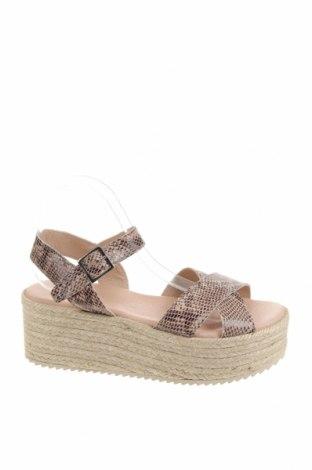 Sandály Mint & Berry, Velikost 41, Barva Vícebarevné, Pravá kůže, Cena  914,00Kč