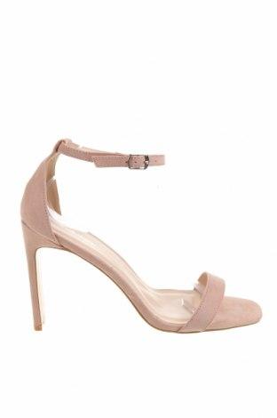 Sandály Miss Selfridge, Velikost 40, Barva Růžová, Textile , Cena  595,00Kč