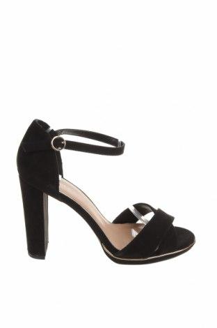 Sandály New Look, Velikost 41, Barva Černá, Textile , Cena  693,00Kč