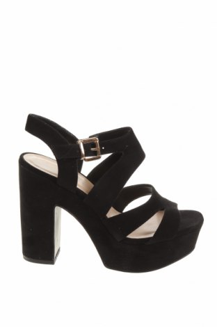 Sandály New Look, Velikost 40, Barva Černá, Textile , Cena  793,00Kč