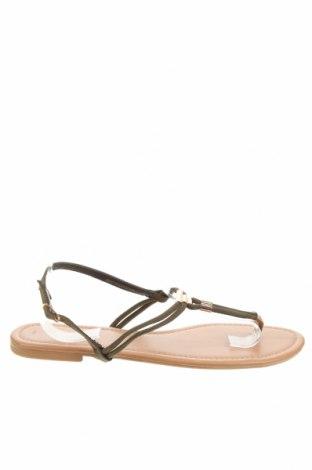 Sandály New Look, Velikost 42, Barva Zelená, Textile , Cena  396,00Kč