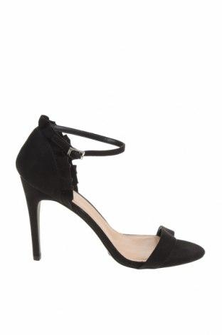 Sandály New Look, Velikost 41, Barva Černá, Textile , Cena  588,00Kč
