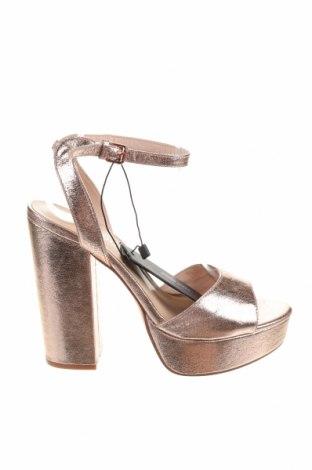 Sandály Vero Moda, Velikost 40, Barva Růžová, Eko kůže, Cena  783,00Kč