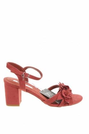 Σανδάλια Xti, Μέγεθος 40, Χρώμα Ρόζ , Κλωστοϋφαντουργικά προϊόντα, Τιμή 21,43€