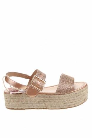 Sandály Xti, Velikost 41, Barva Růžová, Textile , Eko kůže, Cena  775,00Kč