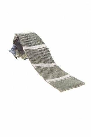 Cravată Hackett, Culoare Verde, 66% mătase, 34% bumbac, Preț 74,90 Lei
