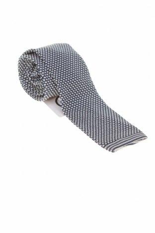 Cravată Hackett, Culoare Albastru, Mătase, Preț 107,47 Lei