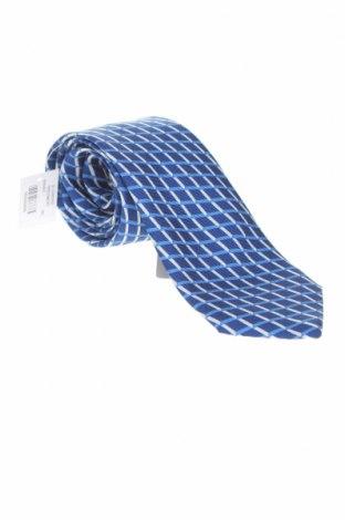Cravată Hackett, Culoare Albastru, Mătase, Preț 74,90 Lei