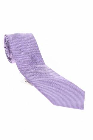 Γραβάτα Hugo Boss, Χρώμα Βιολετί, Μετάξι, Τιμή 14,05€