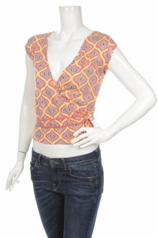 Дамска блуза Phink Industries, Размер L, Цвят Многоцветен, 50% памук, 50% модал, Цена 3,06лв.