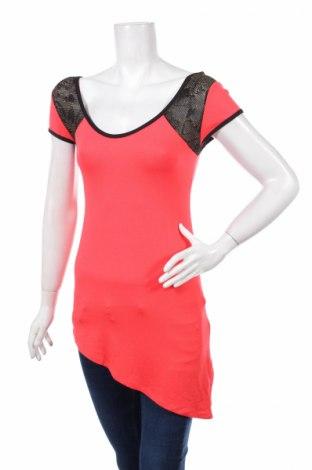 Дамска блуза Alexander Krist, Размер M, Цвят Розов, 90% памук, 10% еластан, Цена 5,60лв.