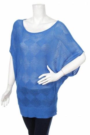Γυναικεία μπλούζα Lemon, Μέγεθος M, Χρώμα Μπλέ, 82% βισκόζη, 18% ελαστάνη, Τιμή 2,84€