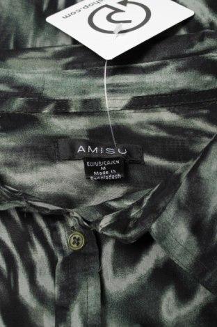 Γυναικείο πουκάμισο Amisu, Μέγεθος M, Χρώμα Πράσινο, Τιμή 12,37€
