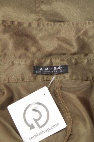 Γυναικείο πουκάμισο Amisu, Μέγεθος M, Χρώμα Πράσινο, 100% πολυεστέρας, Τιμή 16,49€