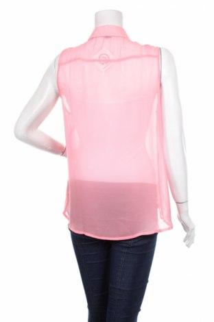 Γυναικείο πουκάμισο Amisu, Μέγεθος M, Χρώμα Ρόζ , 100% πολυεστέρας, Τιμή 9,28€