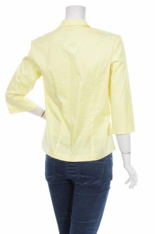 Γυναικείο πουκάμισο Apriori, Μέγεθος M, Χρώμα Κίτρινο, Τιμή 22,68€
