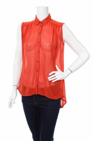 Дамска риза Atmosphere, Размер S, Цвят Оранжев, Цена 5,50лв.