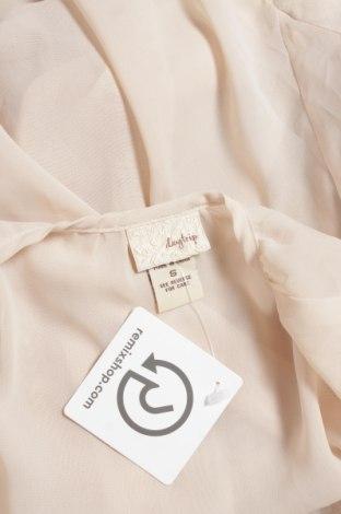 Γυναικείο πουκάμισο Daytrip, Μέγεθος S, Χρώμα  Μπέζ, Πολυεστέρας, Τιμή 16,70€