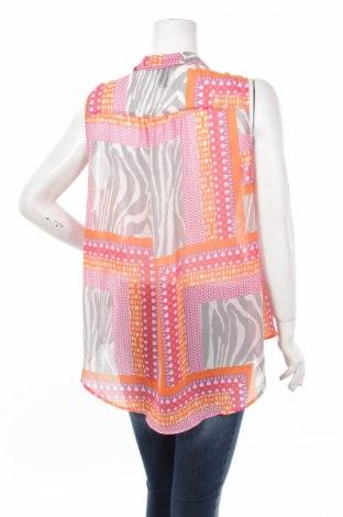 Γυναικείο πουκάμισο H&M, Μέγεθος XL, Χρώμα Πολύχρωμο, 100% πολυεστέρας, Τιμή 16,08€