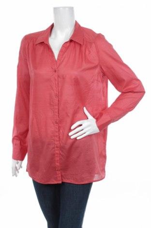Γυναικείο πουκάμισο H&M Divided, Μέγεθος M, Χρώμα Ρόζ , 100% βαμβάκι, Τιμή 15,46€