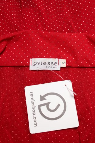 Γυναικείο πουκάμισο Oviesse, Μέγεθος S, Χρώμα Κόκκινο, Πολυαμίδη, Τιμή 12,99€