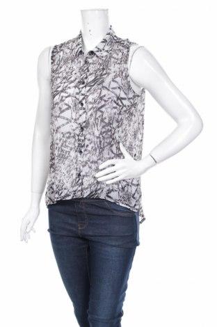 Γυναικείο πουκάμισο Page One, Μέγεθος L, Χρώμα Γκρί, Πολυεστέρας, Τιμή 9,28€
