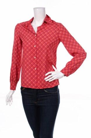 Γυναικείο πουκάμισο Smiley Vintage
