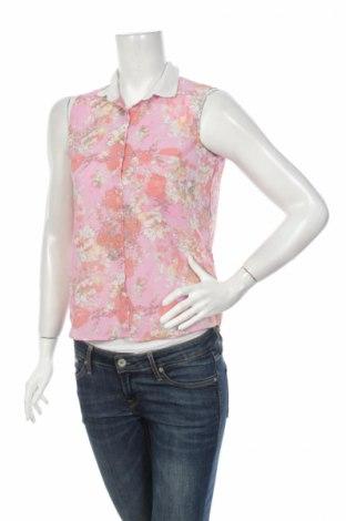 Γυναικείο πουκάμισο Tally Weijl, Μέγεθος XS, Χρώμα Ρόζ , 100% πολυεστέρας, Τιμή 9,28€
