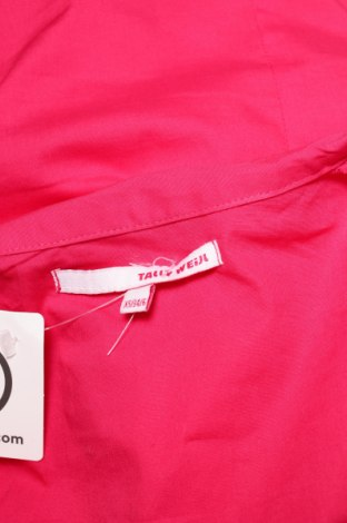 Γυναικείο πουκάμισο Tally Weijl, Μέγεθος XS, Χρώμα Ρόζ , 97% βαμβάκι, 3% ελαστάνη, Τιμή 9,28€