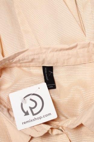 Γυναικείο πουκάμισο Vero Moda, Μέγεθος L, Χρώμα Καφέ, Τιμή 15,46€